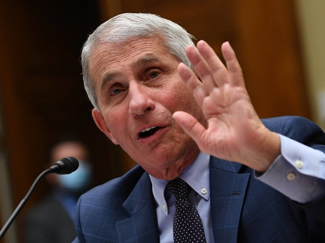 Dr. Fauci says there's a big problem with our coronavirus vaccine rollout