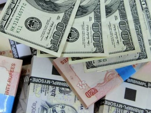 Rupee rises 8 paise against U.S. dollar in early trade