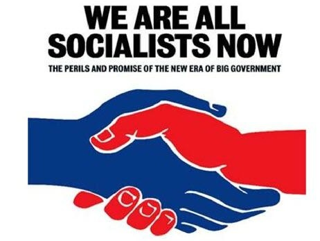 Nearly Everyone Is A Socialist Now - Just The Way The Elites Want It