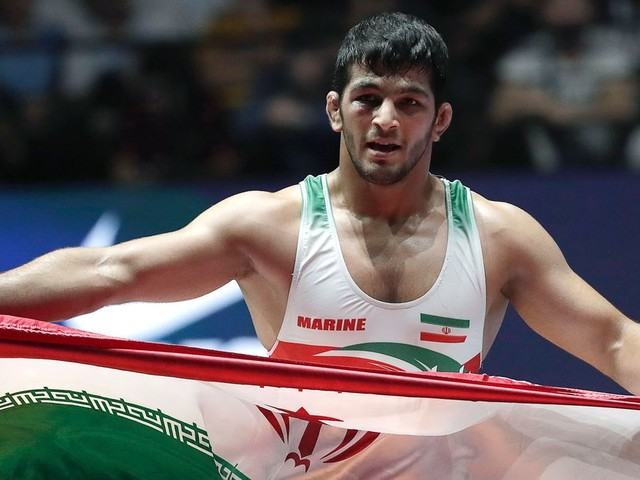 Wrestling breakdown, Part 1: Olympic champion Yazdanicharati