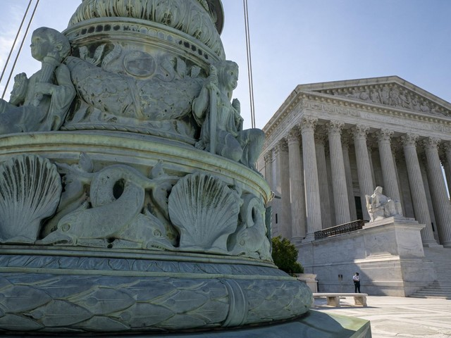 Supreme Court begins election-year term full of big cases