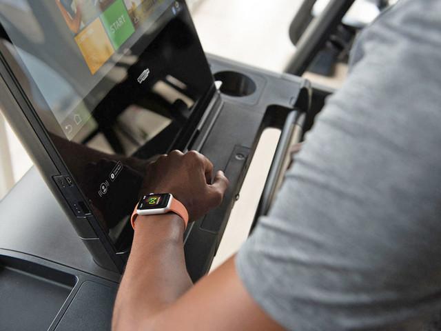 Apple debuts Apple Watch Connected gym rewards program