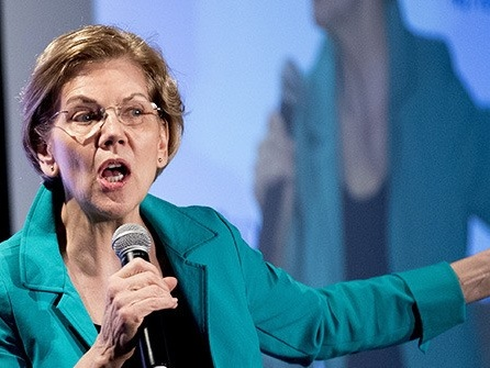 Elizabeth Warren Wonders Why Voters Would Choose Candidate Who 'Lies to Them' After Falsely Claiming Native American Heritage