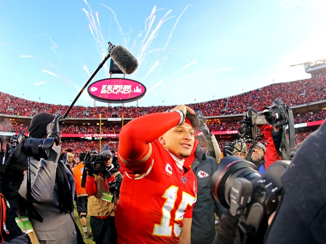 Kansas City Chiefs are early favorites over San Francisco 49ers in Super Bowl LIV