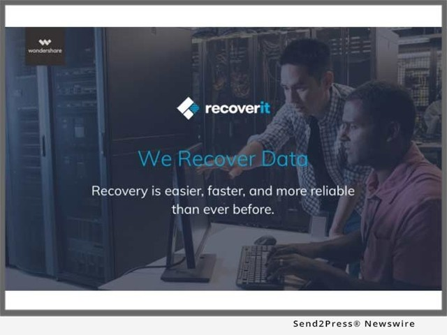 Recoverit Offers the Safest and Most Reliable Partition Recovery Solution in the Industry