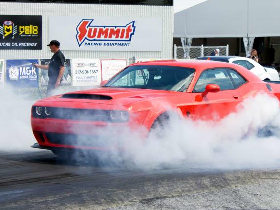2018 Dodge Challenger SRT Demon Review: First Drive