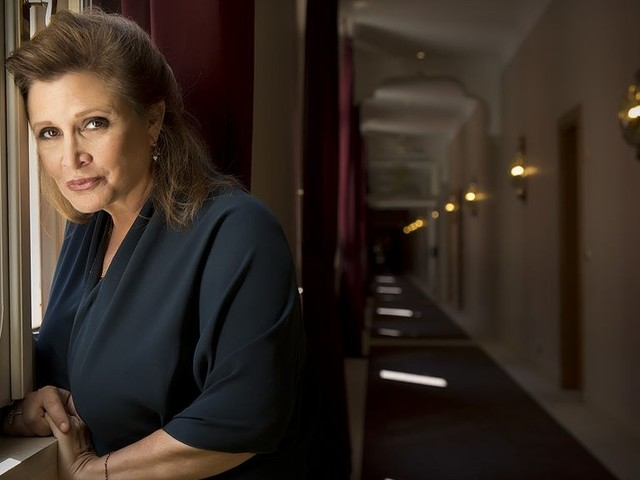 Beyond 'Star Wars,' Carrie Fisher was a writer who talked honestly about mental illness