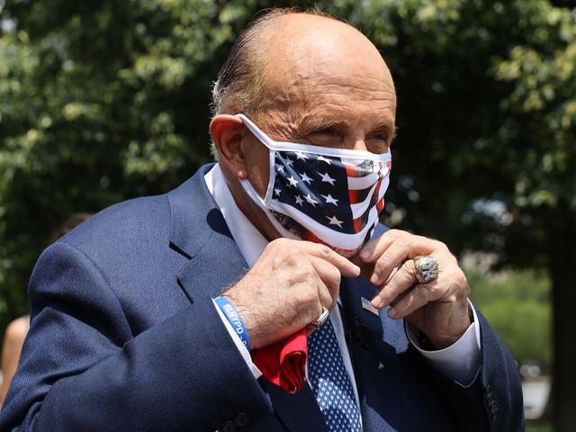 Art-appraisal firm says Rudy Giuliani owes $15K for divorce work