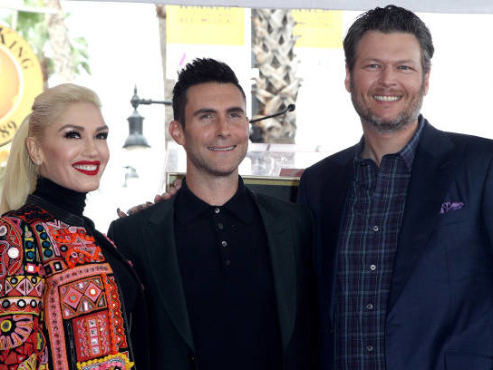 Blake Shelton Schemed To Have Gwen Stefani Replace Adam Levine On 'The Voice'?
