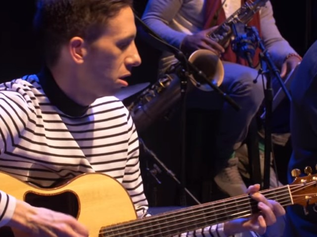 Cory Wong Performs 'Simon' & More On 'Live From Here'