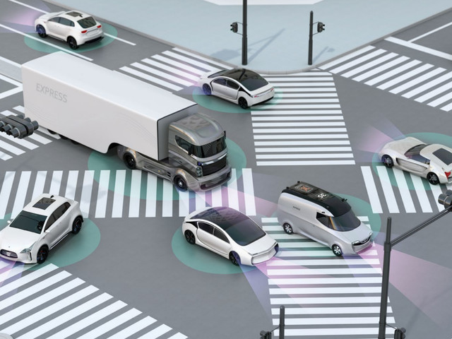 VW Seeking Industry Alliance for Self-driving Cars, Legal Protection for When They Crash