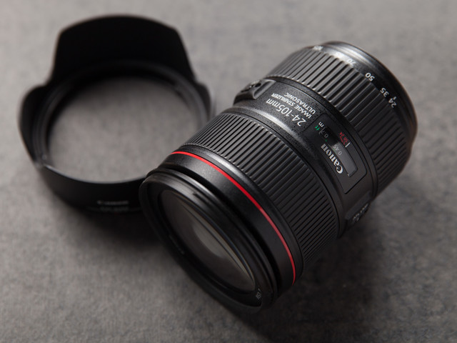 Canon 24-105mm f/4L IS USM II Review | Canon's New Versatility King?