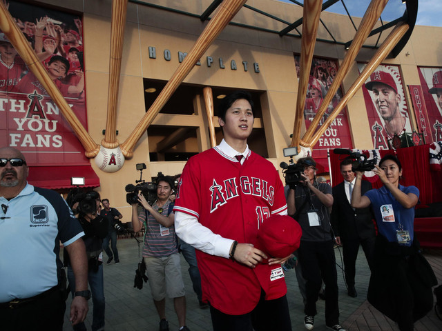 Here's what Angels will be shopping for at winter meetings after signing Shohei Ohtani