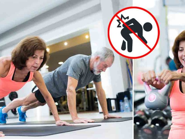 Exercise Lowers Odds of Back Pain by One-Third