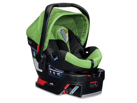 Britax B-Safe Infant Car Seats: Recall Alert
