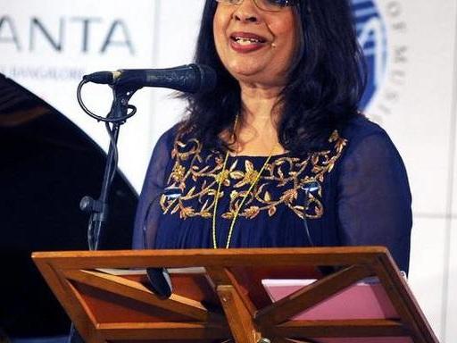 Nirupama Menon Rao's new role as a singer
