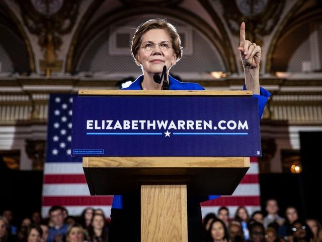 Sen. Elizabeth Warren says she will seek the presidency in 2020
