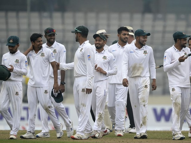 One-Off Test: Bangladesh Thrash Zimbabwe By Innings And 106 Runs