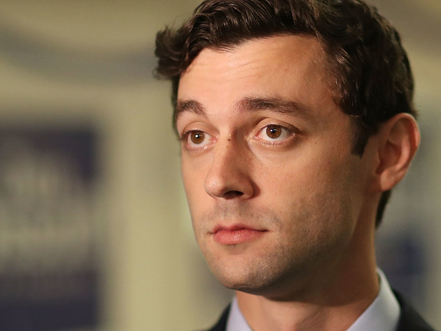Georgia Democrat Jon Ossoff Falls Short In Bid For U.S. House Seat