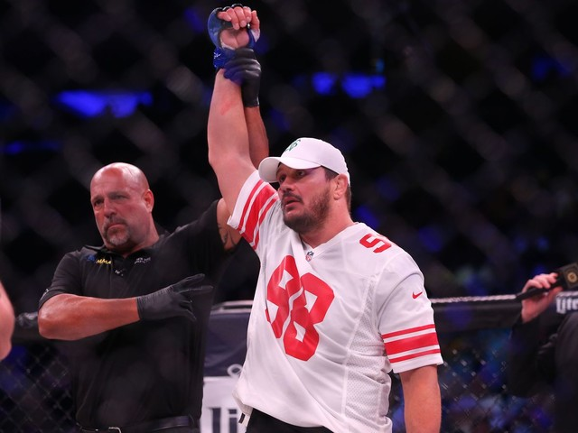 Mitrione after KOing Fedor: President Trump, F—k the Warriors, I'll come to the White House!