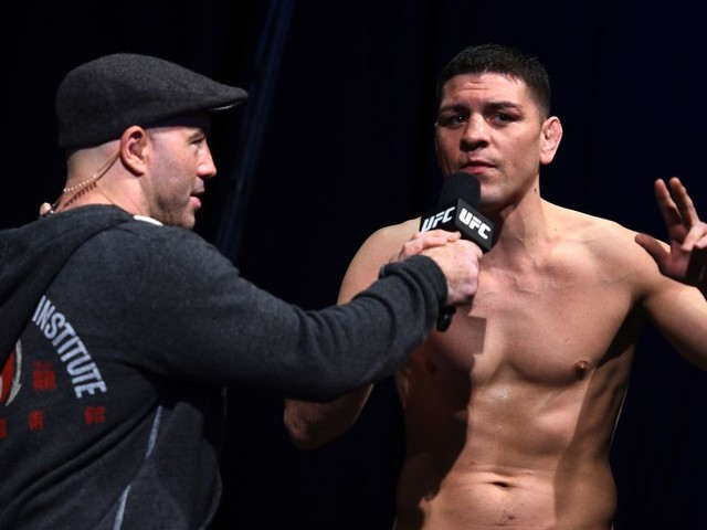 Diaz plans to be 'sportsmanlike' against Lawler at UFC 266