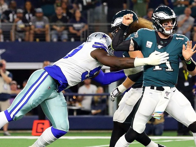 The Eagles' Slow Starts May Quickly End Their Season