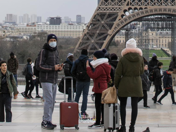 """France Suffers Record Jump In COVID-19 Cases As Europe's """"Second Wave"""" Builds: Live Updates"""