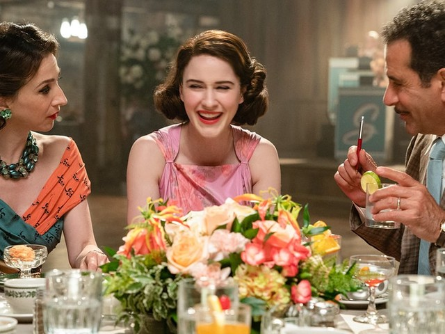 I Had Never Seen a TV Family Like Mine -Until The Marvelous Mrs. Maisel Came Along