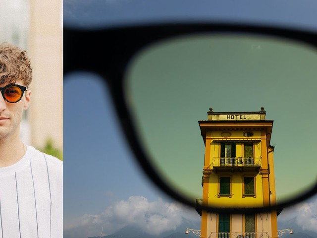 Tens Spectachrome Sunglasses Give Your Life a Wes Anderson Color Palette