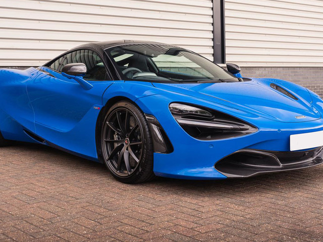 You Could Buy The 720S Owned By McLaren CEO Mike Flewitt