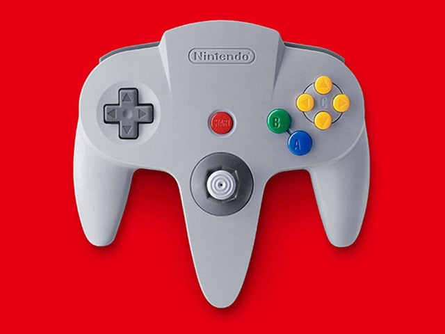 You Can't Make Me Use The N64 Controller Again, Nintendo