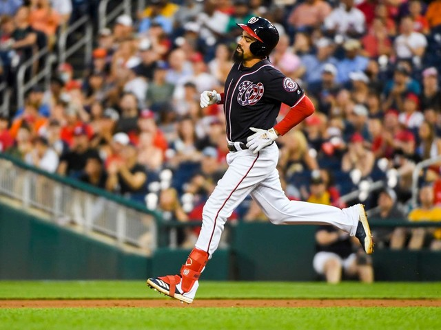 Anthony Rendon and the Nats do just enough to hold off Brewers