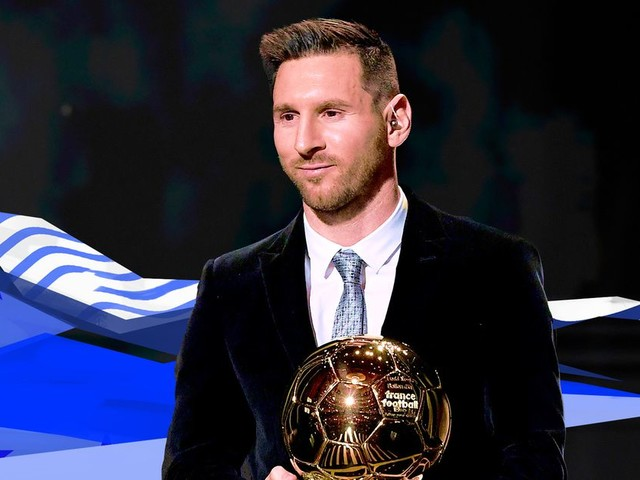Soccer awards are silly, so why not give Lionel Messi every Ballon d'Or?