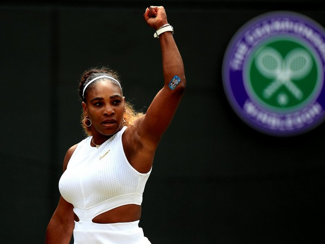 Serena Williams On Track To Win Her 24th Grand Slam Title at Wimbledon Championships 2019