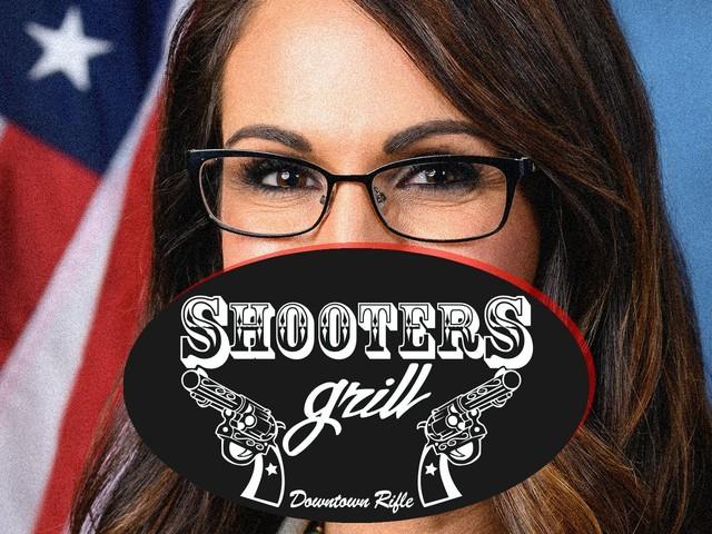 Lauren Boebert lost the rights to her pro-gun restaurant's logo—now it's being sold as an NFT