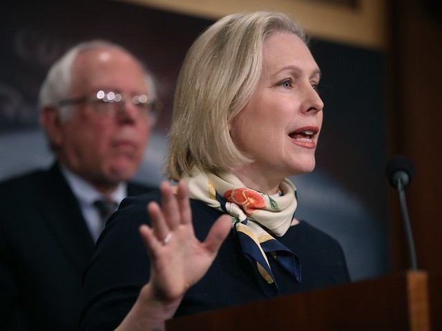 The Senate Democrats' 'hell-no' caucus takes shape, laying groundwork for 2020