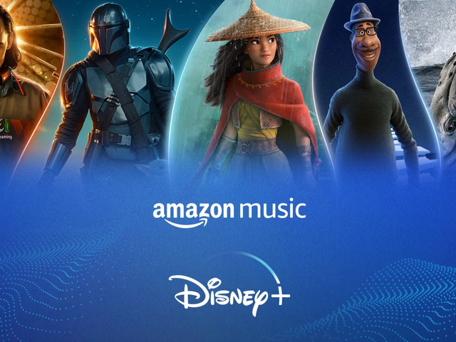 Amazon gives Music Unlimited subscribers up to six months of free Disney+
