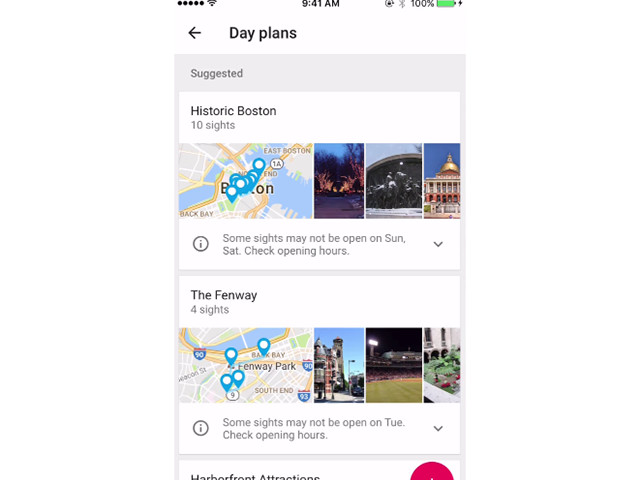 Google Trips will help plan your travel with the minimum of hassle