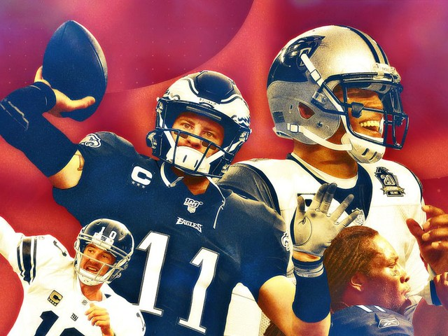 A Complete History of Terrible NFL Division Champs Winning in the Wild-Card Round