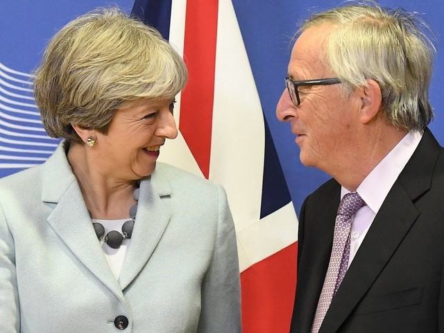 Brexit Divorce Deal Finally Agreed Between UK And EU