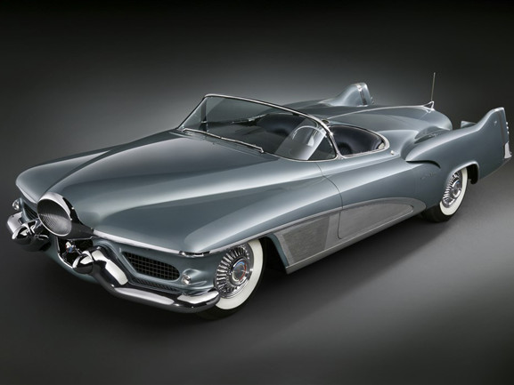 The Elegance at Hershey to host famous GM concept cars
