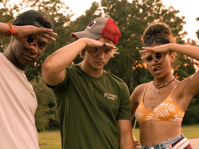 Jealous of the Outer Banks Cast? Wait Until You See How Much Fun They Had Behind the Scenes