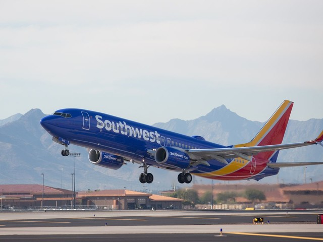 Southwest Airlines under FAA investigation for aircraft weight, balance calculations