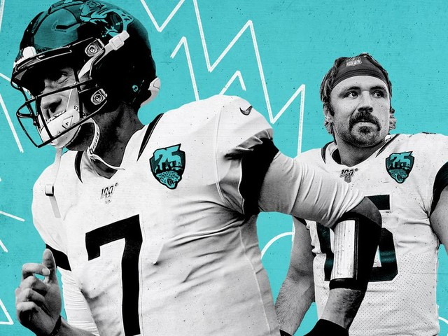 The Jaguars Are Ruining All the Fun (and Potentially Their Future) by Benching Gardner Minshew II