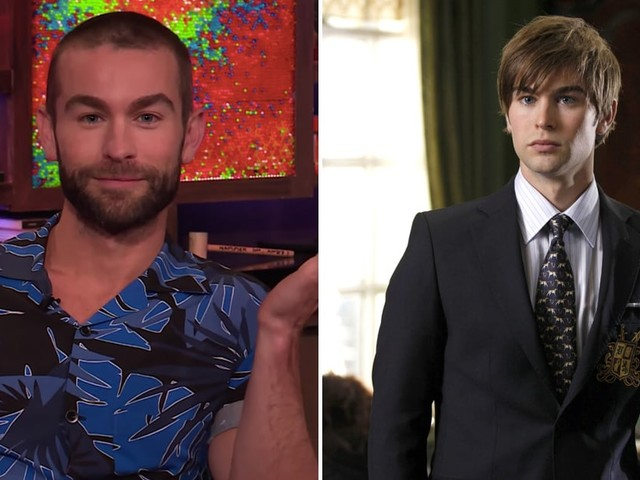 Chace Crawford Says He'd Play a Dad in the Gossip Girl Spinoff, So Let's Make This Happen