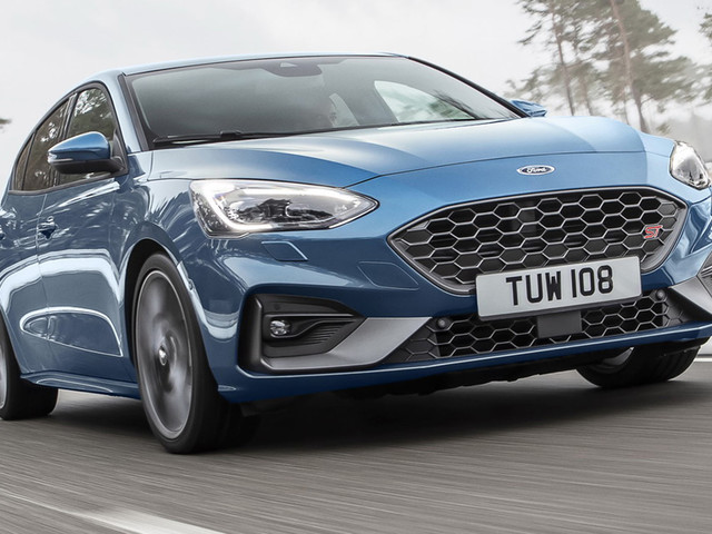 Ford Is Reportedly Developing A Focus-Based Ute In Australia