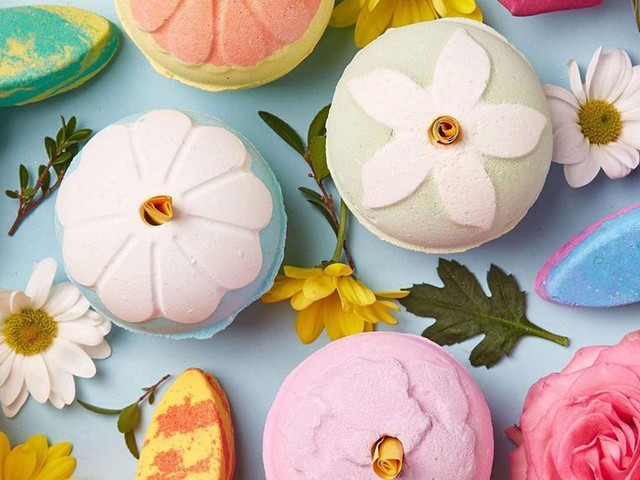 Lush's Limited-Edition Seasonal Collection Is Perfect For Spring Gifting