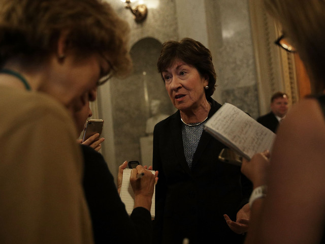 Opposition From GOP Senators Grows, Jeopardizes Health Bill