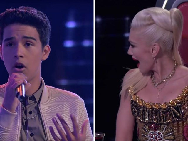 """This 14-Year-Old's """"Dream a Little Dream"""" Cover Reminds The Voice Judges of Michael Bublé"""