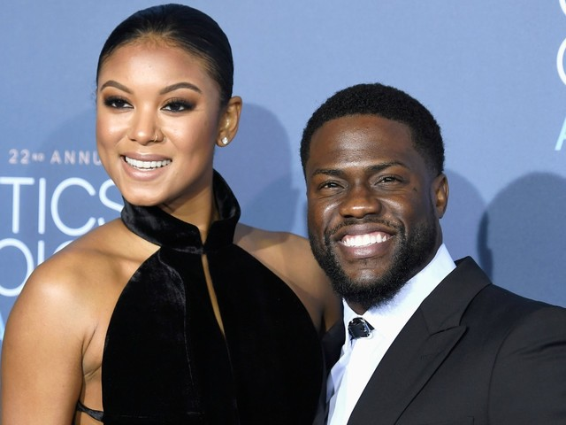 Kevin Hart Shares Sweet Birthday Message to Pregnant Wife Eniko: 'How Did I Get So Lucky'